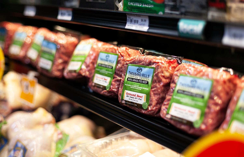 Organic Beef Meat Food Menomonie Wisconsin