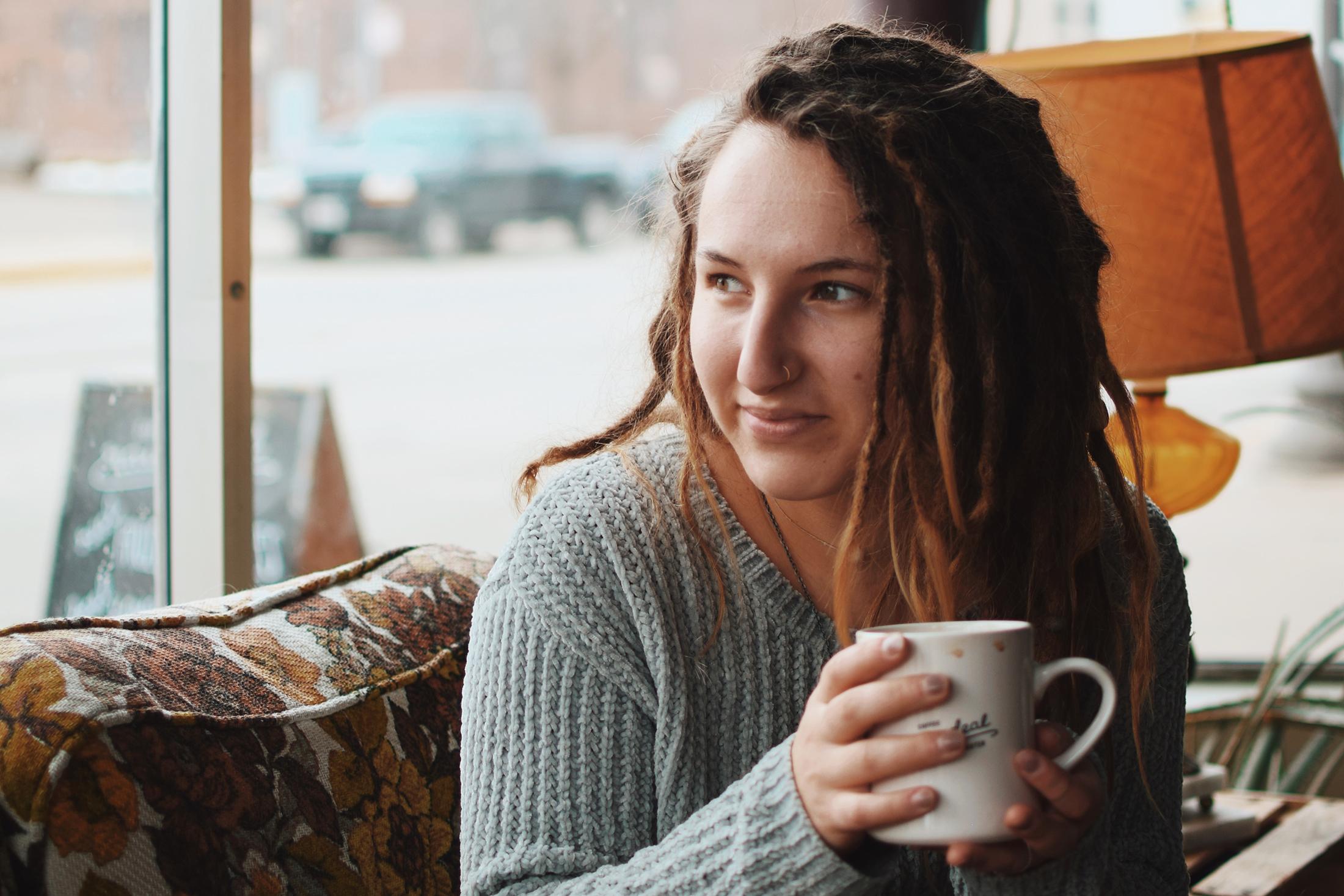 Menomonie Market Owner & Zero Waste Expert, Hannah Gullixson